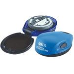 Штамп карманный пластик Stamp Mouse R40 с кнопкой